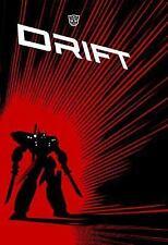 Transformers: Complete Drift, McCarthy, Shane, Good Book