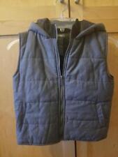 Kenneth Cole Reaction warm hoodi vest for boys size 6