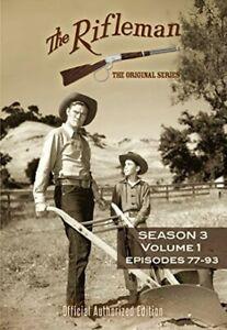 The Rifleman: Season 3 Volume 1 (Episodes 77 - 93) [New DVD]