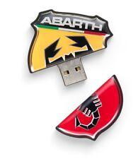 Abarth logo USB Memory Stick Flash Drive Storage 16 GB NUOVO ORIGINALE 6002350220