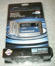 USB740R Micro Innovations USB 2.0 PCMCIA Dualport Cardbus Notebook or Tablet