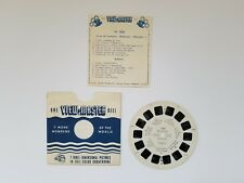 BODENSEE GERMANY 1955 SAWYER'S VIEWMASTER REEL 1520 C802