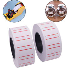 Supplies Blank Tag Supermarket Price Label Sticker Package Label Self Adhesive