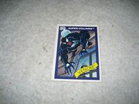 1990 Impel Marvel Universe Series 1 #73 Venom Super-Villains