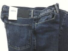 LEVI'S Made & Crafted 502 Regular Taper Jeans Blue Mens 36/34 $148 New