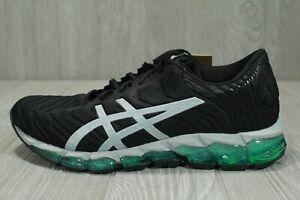 62 New Asics Gel Quantum 360 5 1022A104-001 Black Women's Shoes Size 10.5