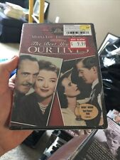The Best Years of Our Lives (Dvd 2000, Full Frame) New Sealed