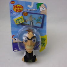 Disney Phineas and Ferb Dr. Doofenshmirtz Eye Bugger Squeeze Toy