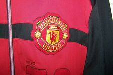 """MANCHESTER UNITED JACKET- SOCCER / FOOTBALL- SIZE XL-- 50"""" CHEST- NIKE"""