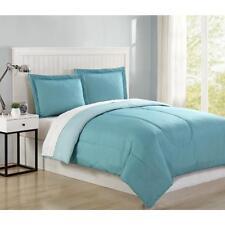 Essential Home Microfiber Comforter Set Twin size Mint color
