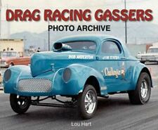Drag Racing Gassers A/Gs Willy Anglia Austin Ford Aa/Gs Studebaker Hemi