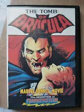 Tomb Of Dracula / Monster Of Frankenstein DVD Japanimation Anime Marvel 1983