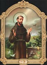 NICE  SAINT FRANCIS BIG PICTURE HOME INTERIOR DECOR