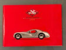 1:43 1:87 1:64 GUILOY Spain 1999  Catalogo Brochure Modelli Auto Moto
