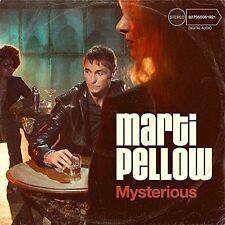 MARTI PELLOW -MYSTERIOUS CD   WET WET WET