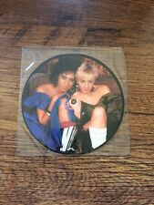 "❤️RARE 7"" PICTURE DISC❤️ Heartache-Pepsi & Shirlie (George Michael/Wham!)"