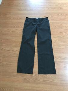 Gap Maternity Gray dress pants Womens Size 6