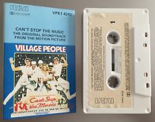 Can't Stop The Music ~ VILLAGE PEOPLE Soundtrack Cassette Tape