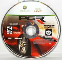 Project Gotham Racing 3 (Microsoft Xbox 360, 2005) PGR III Video Game