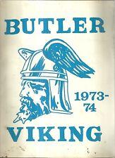 1974 Paul Butler School Oak Brook Illinois Yearbook