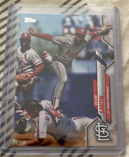 2020 Topps Series 1 Ozzie Smith Image Variant Sp Cardinals