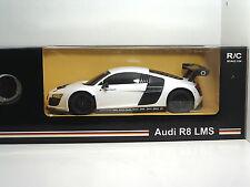 """MondoMotors 63177  R/C Audi R8 LMS """"White"""" - Radiocomandata - Scala 1:24"""