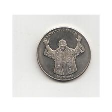 Medaille Vatikan/Benedikt XVI./19.4.2005  Nr. 14/31/15