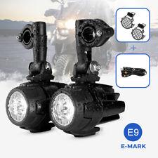Nebelscheinwerfer LED Motorrad Scheinwerfer Lauflicht für BMW R1200gs ADV