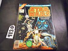 Star Wars #1 Marvel Special Edition Treasury Worn NO STOCK PHOTOS Listing B