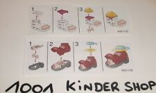 KINDER K00 N°25 26 - BPZ SET