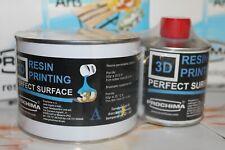 Prochima finish 3D Resin printing resina pennellabile cristallina 650gr bicomp.