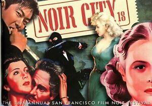 NOIR CITY 18- The 18th Annual San Francisco Film Noir Festival 2020-Unused