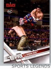 2017 Topps WWE #31 TJ Perkins