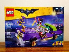 2016 Lego Batman Movie 70906 The Joker Notorious Lowrider Brand New & Retired