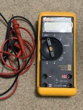 Fluke 73 Iii Digital Handheld Multimeter
