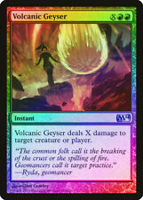 Volcanic Geyser FOIL Magic 2014 / M14 NM Red Uncommon MAGIC MTG CARD ABUGames