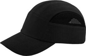Anstoßkappe Schutzhelmkappe Hardcap  Arbeitskappe ABS Schutzhelm Helm