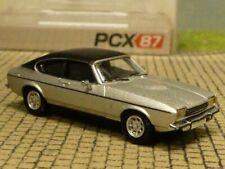 1/87 PCX Ford Capri MK II silber/matt-schwarz 870068