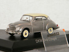 DKW 3-6 coupe (1958) Grey & White NOREV 1/43 - 820312