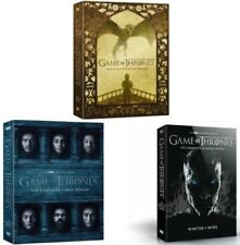 Game of Thrones The Complete Seasons 5 6 7 (DVD) Bundle Combo HBO TV New US Sell