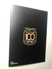 2021 Folder Filatelico Poste Italiane Filatelia Folder Moto Guzzi LE 5000