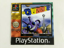 Manual PLAYSTATION 1 PS1 French Version Gubble