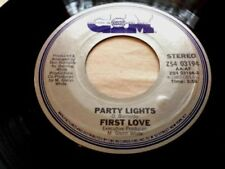Love R&B/Soul 1st Edition Music Records