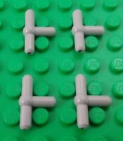 *NEW* Lego Grey Technic NXT Small Pneumatic T Connectors Spares - 4 pieces