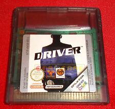DRIVER Game Boy Color Versione Europea ○○○○ SOLO CARTUCCIA