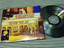MARK KNOPFLER SPANISH CD SINGLE SPAIN PROMO SCREENPLAYING LONG ROAD - CAL