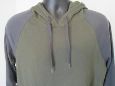 NEW - OAKLEY Summit Pullover Men's Green Fleece Hoodie 472233OVT - Sz M Medium