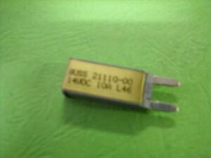 BUSS 21110-00  14VDC L25 CIRCUIT BREAKER FOR INSTALLATION