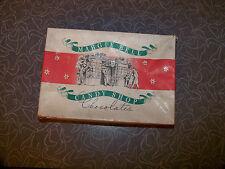 Vintage 1937 Brach Margie's Bell Candy Box