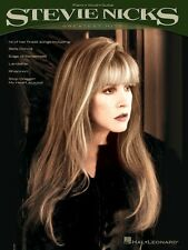 Stevie Nicks Greatest Hits Sheet Music Piano Vocal Guitar SongBook NEW 000306894